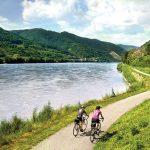 Čekija: kelionė dviračiais su vaiku