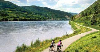 Čekija kelionė dviračiu