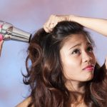 Dažytų plaukų priežiūra