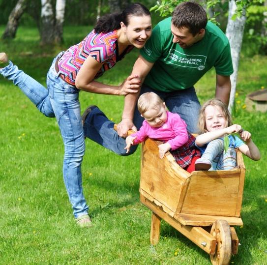 Intymus gyvenimas su vaikais