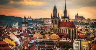 Kelionė į Čekiją