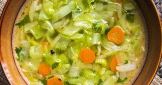 Kopūstų sriubos dieta