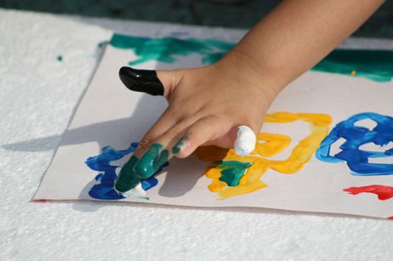 Kūrybiniai užsiėmimai su vaikais