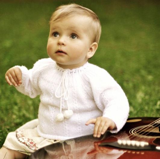 Vaiko meilė muzikai