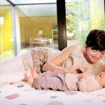 Miegas kartu su vaiku