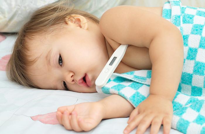 Kūdikio negalavimai