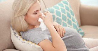 Nėštumas ir peršalimas
