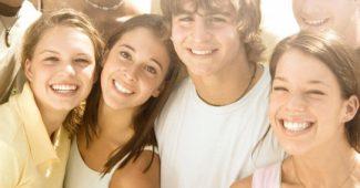 Bendraamžių įtaka paaugliui