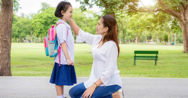 Pirmas vaiko kartas darželyje