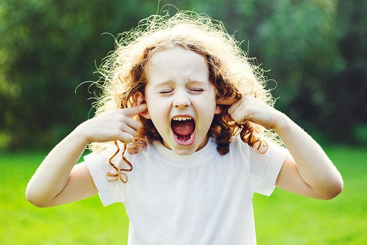 Problematiškas vaiko elgesys