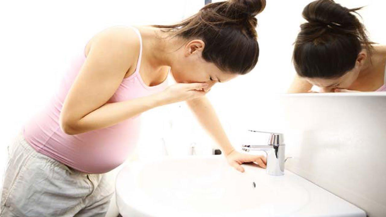 Pykinimas nėštumo metu