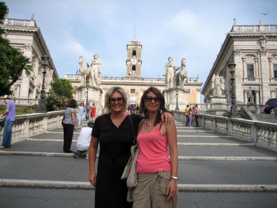 Kelionė į Romą
