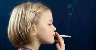 Rūkymas ir vaikai