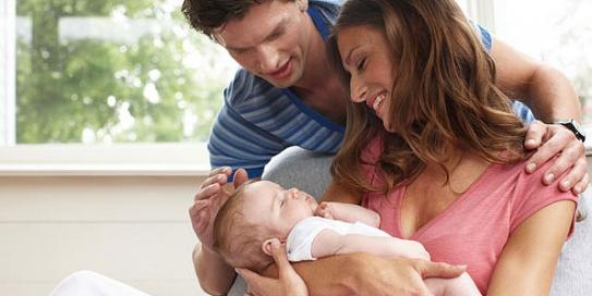 Santuoka su vaikais