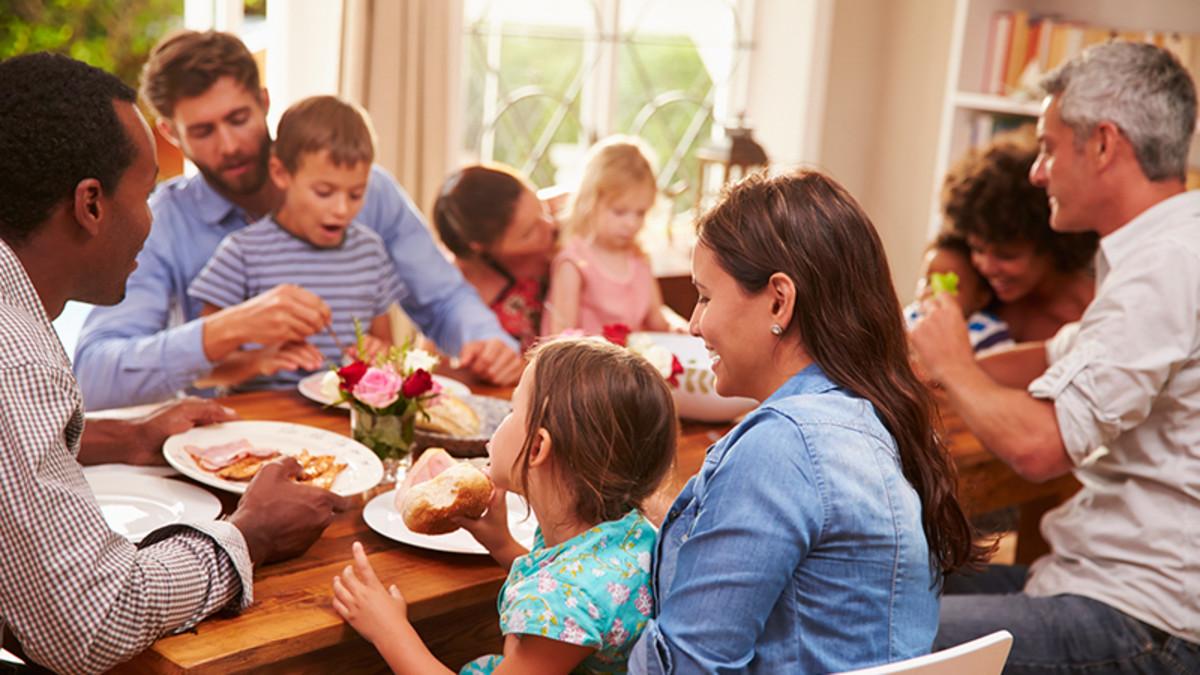Šeimos susitikimai ir nėštumas
