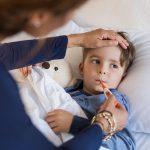 Kodėl vaikai serga?