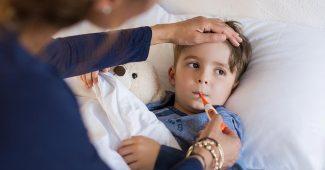 Kodėl serga vaikai?