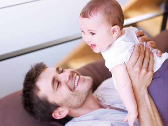 Tėčio vaidmuo gimdyme