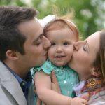 Meilė sau prasideda nuo tėvų