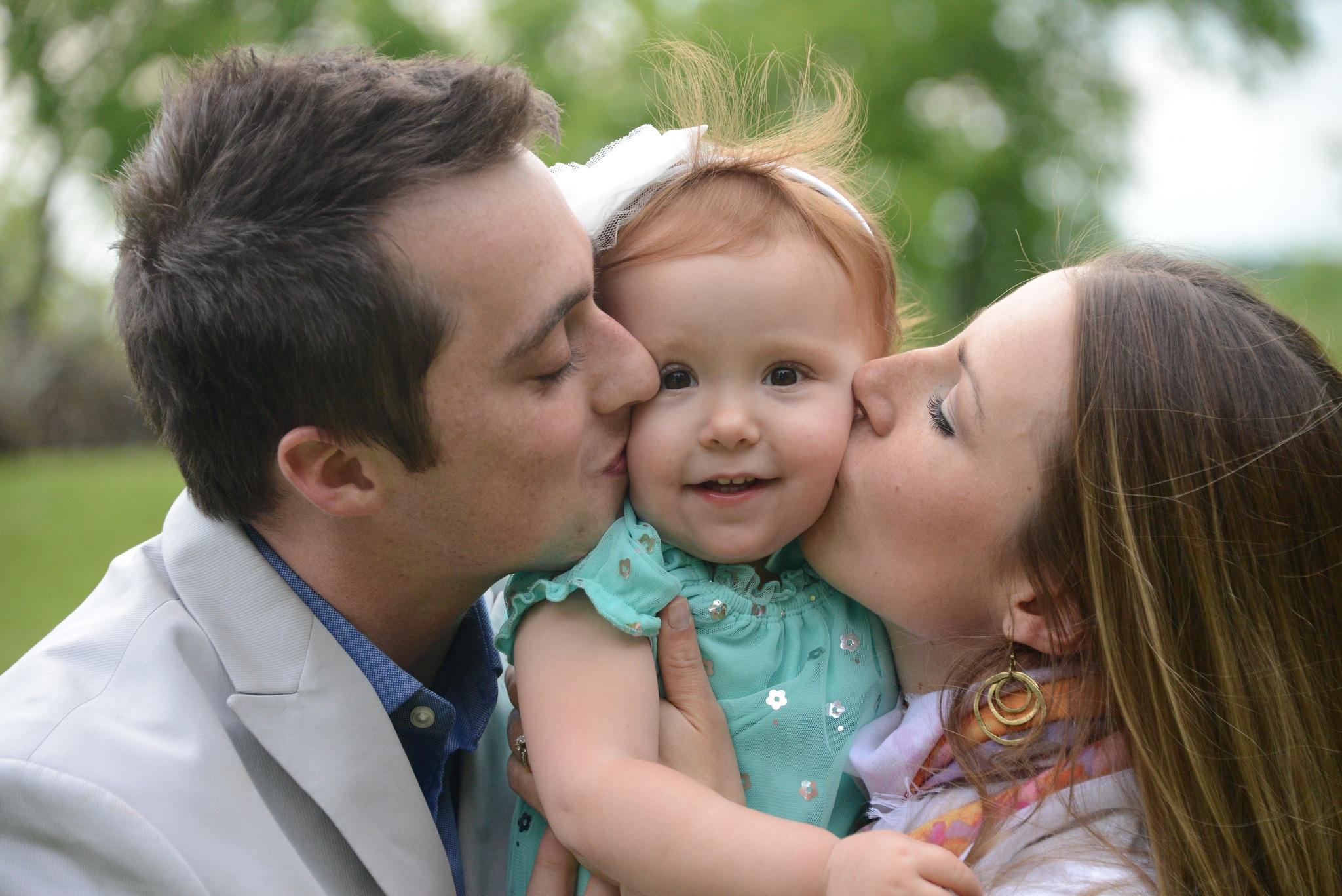 Tėvų meilė vaikui