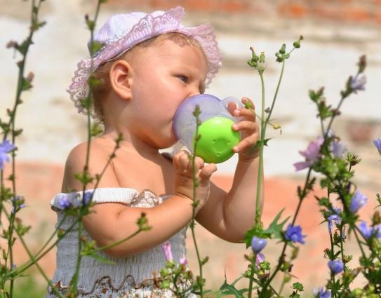 Vaikų dehidratacija