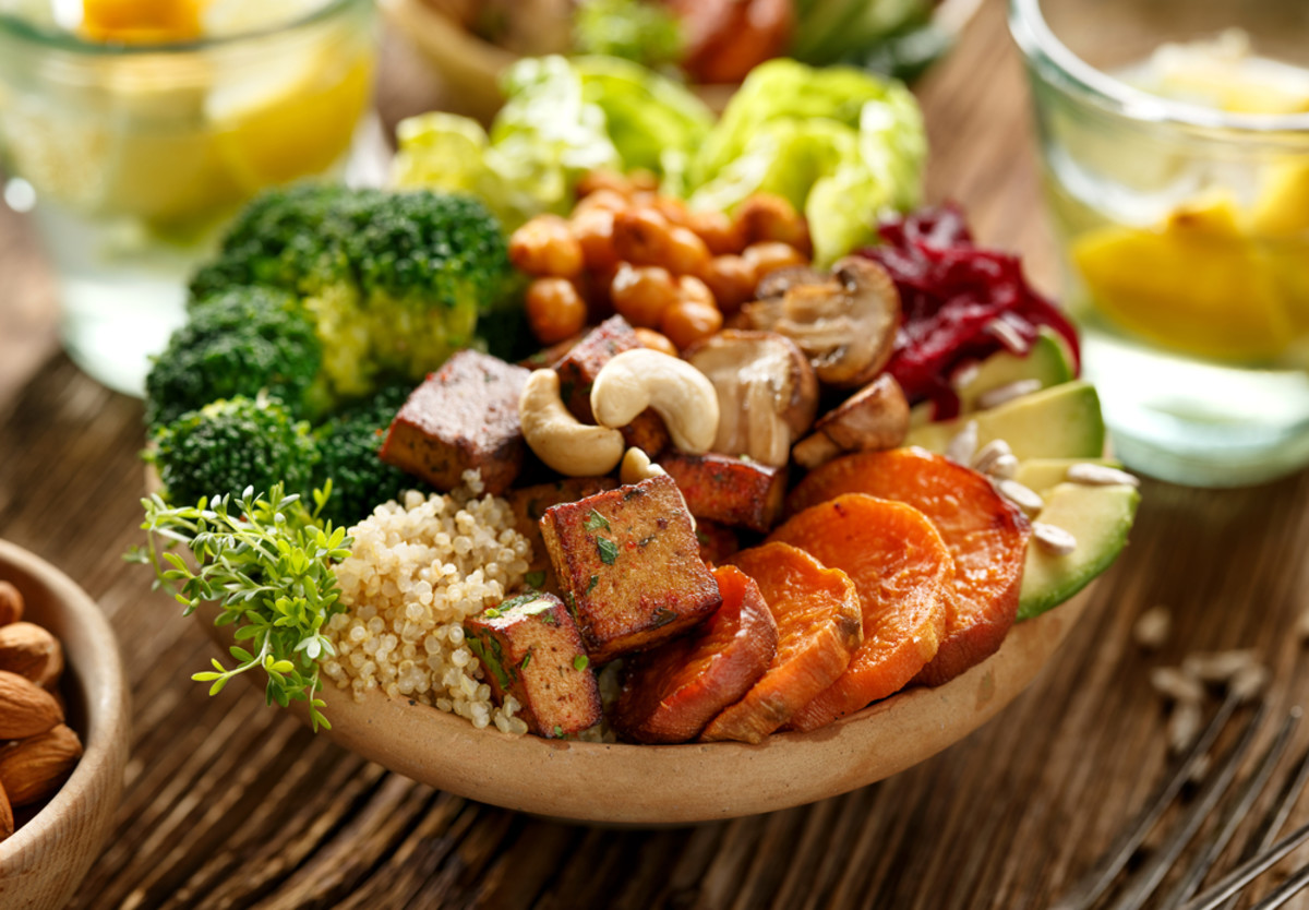 Vegetariška dieta